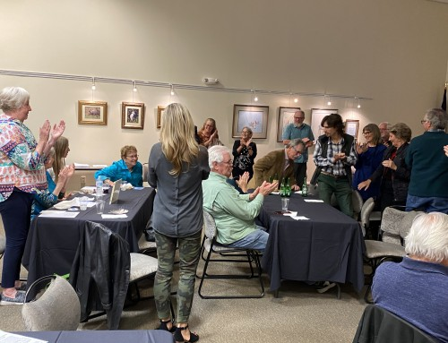 2019's Annual Reception and Membership Meeting