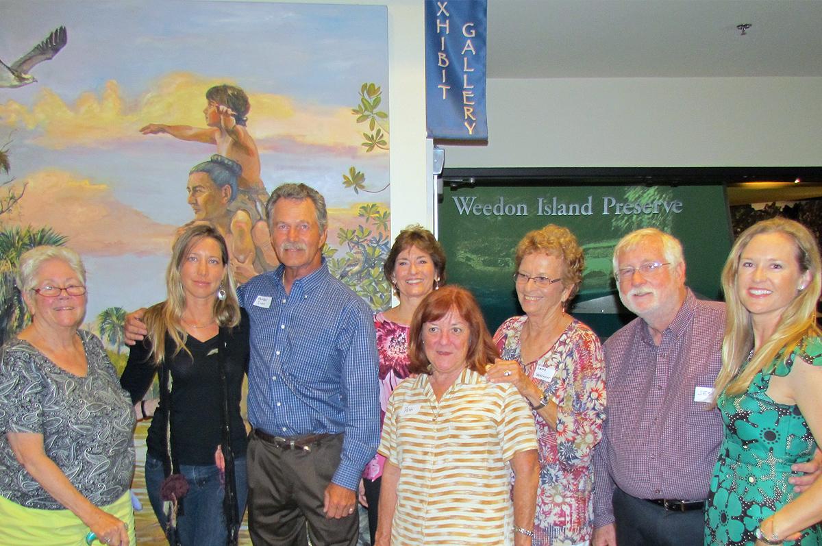 Weedon Island Preserve Commemorative Mural