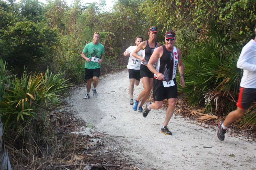 Gopher Weedon Trail Run