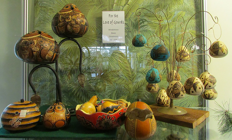 Gourds Weedon Gift Shop