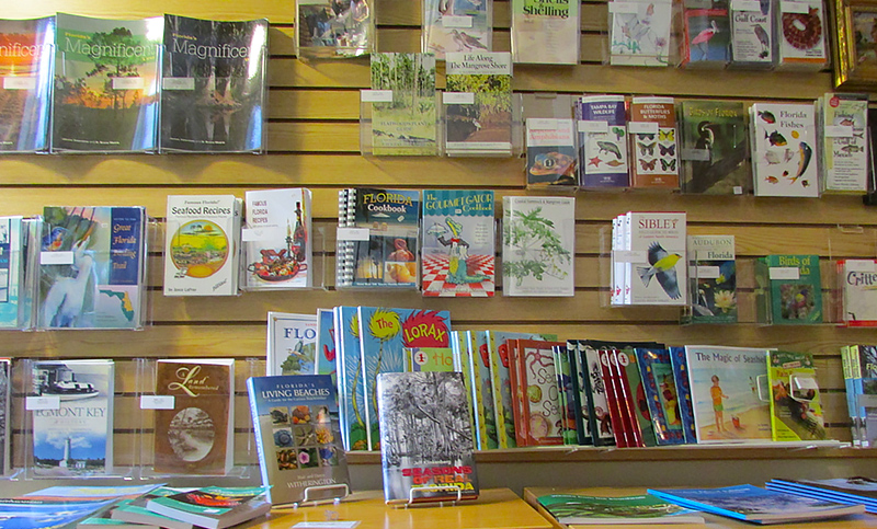 Nature Books Weedon Island Gift Shop